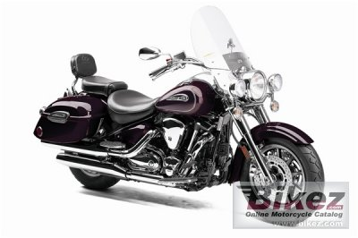 2011 Yamaha Road Star Silverado S photo