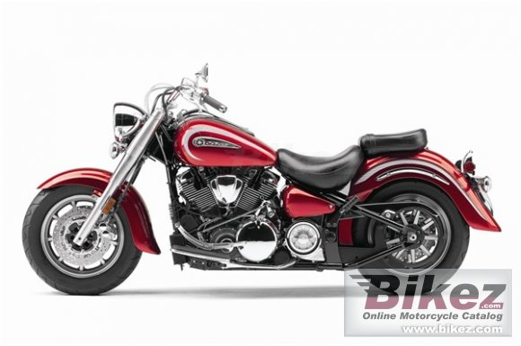 2011 Yamaha Road Star photo