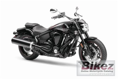 2011 Yamaha Star Midnight Warrior photo