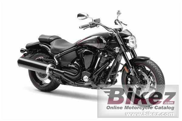 Yamaha star midnight warrior