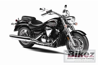 2011 Yamaha V Star 1300 photo