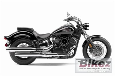 2011 Yamaha V Star 1100 Custom photo