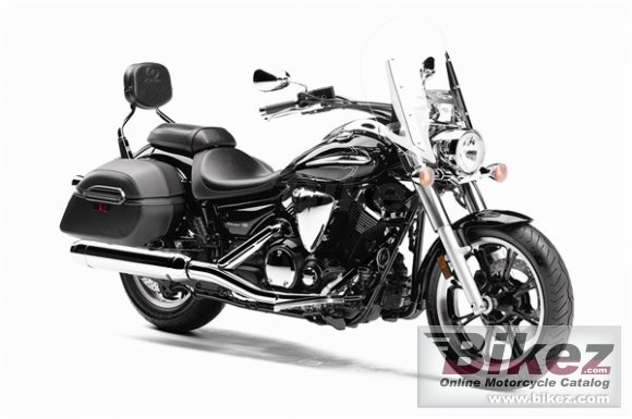2011 Yamaha V Star 950 Tourer photo