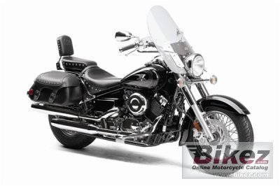 2011 Yamaha V Star Silverado photo