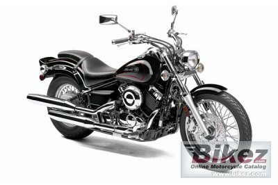 2011 Yamaha V Star Custom photo