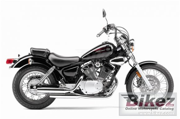 2011 Yamaha V Star 250 photo