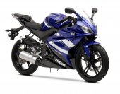 2011 Yamaha YZF-R125 photo