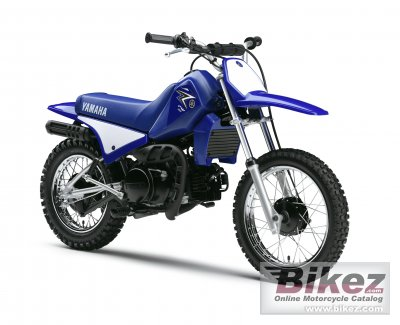 2011 yamaha pw80 specifications and pictures. Black Bedroom Furniture Sets. Home Design Ideas