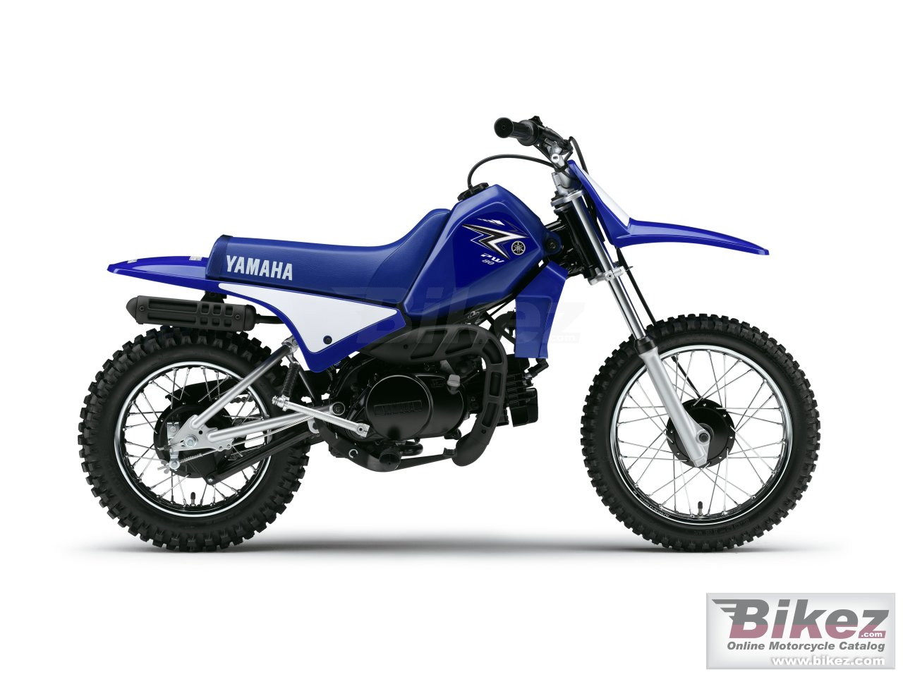 Big Yamaha pw80 picture and wallpaper from Bikez.com