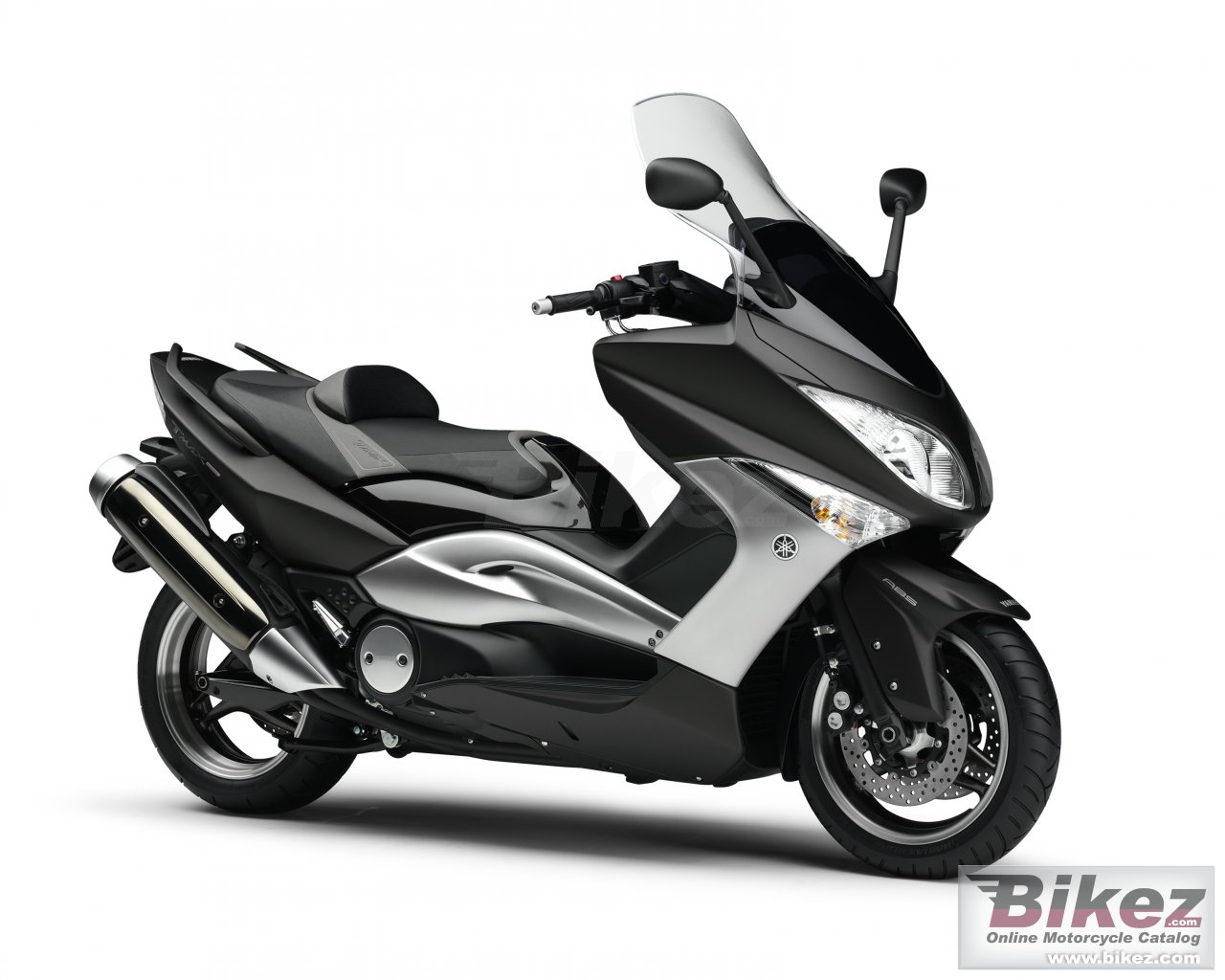 Big Yamaha tmax tech max abs picture and wallpaper from Bikez.com