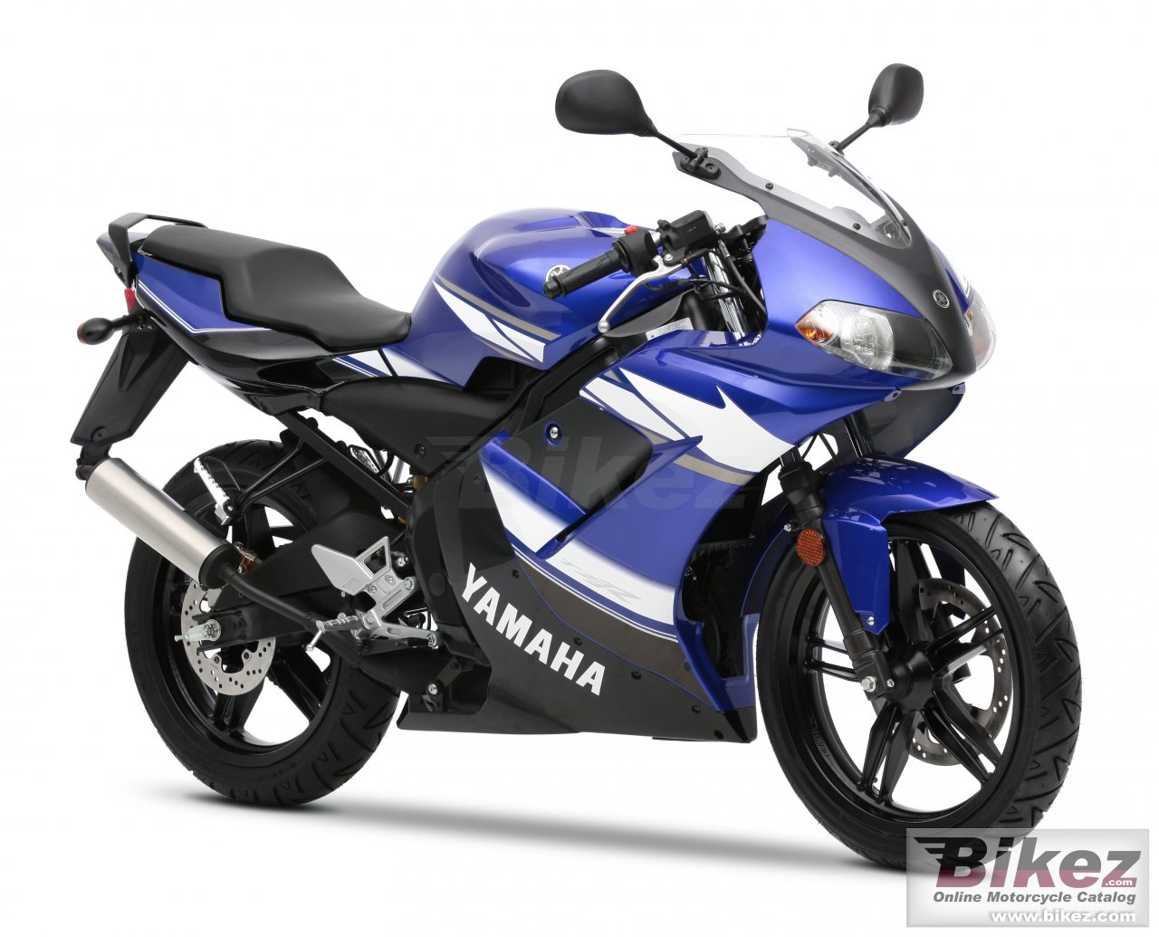 Big Yamaha tzr50 picture and wallpaper from Bikez.com