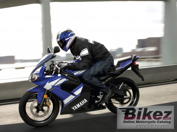 2011 Yamaha TZR50 photo