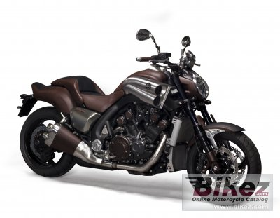 2011 Yamaha V-MAX Hermes photo