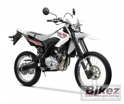 2011 Yamaha WR125R photo