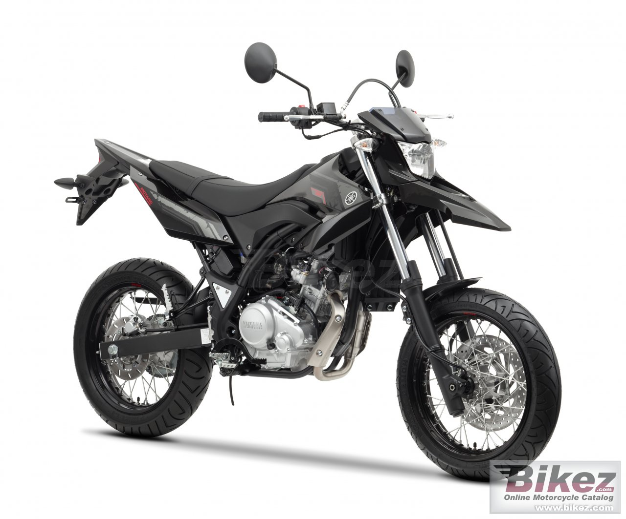 Big Yamaha wr125x picture and wallpaper from Bikez.com
