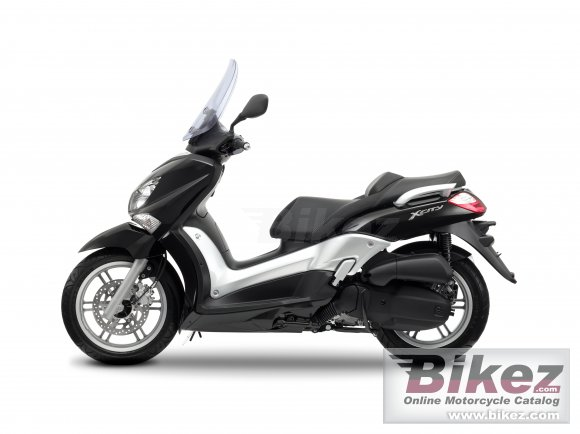 2011 Yamaha X-City 125 photo