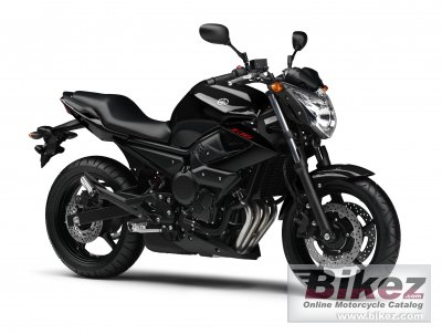 2011 Yamaha XJ6 photo