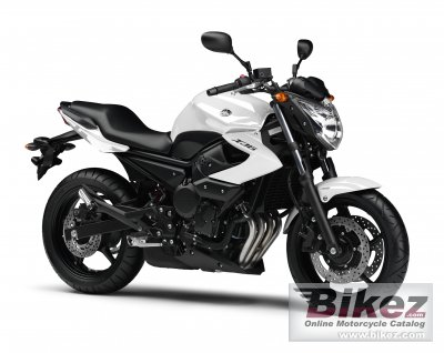 2011 Yamaha XJ6 ABS photo