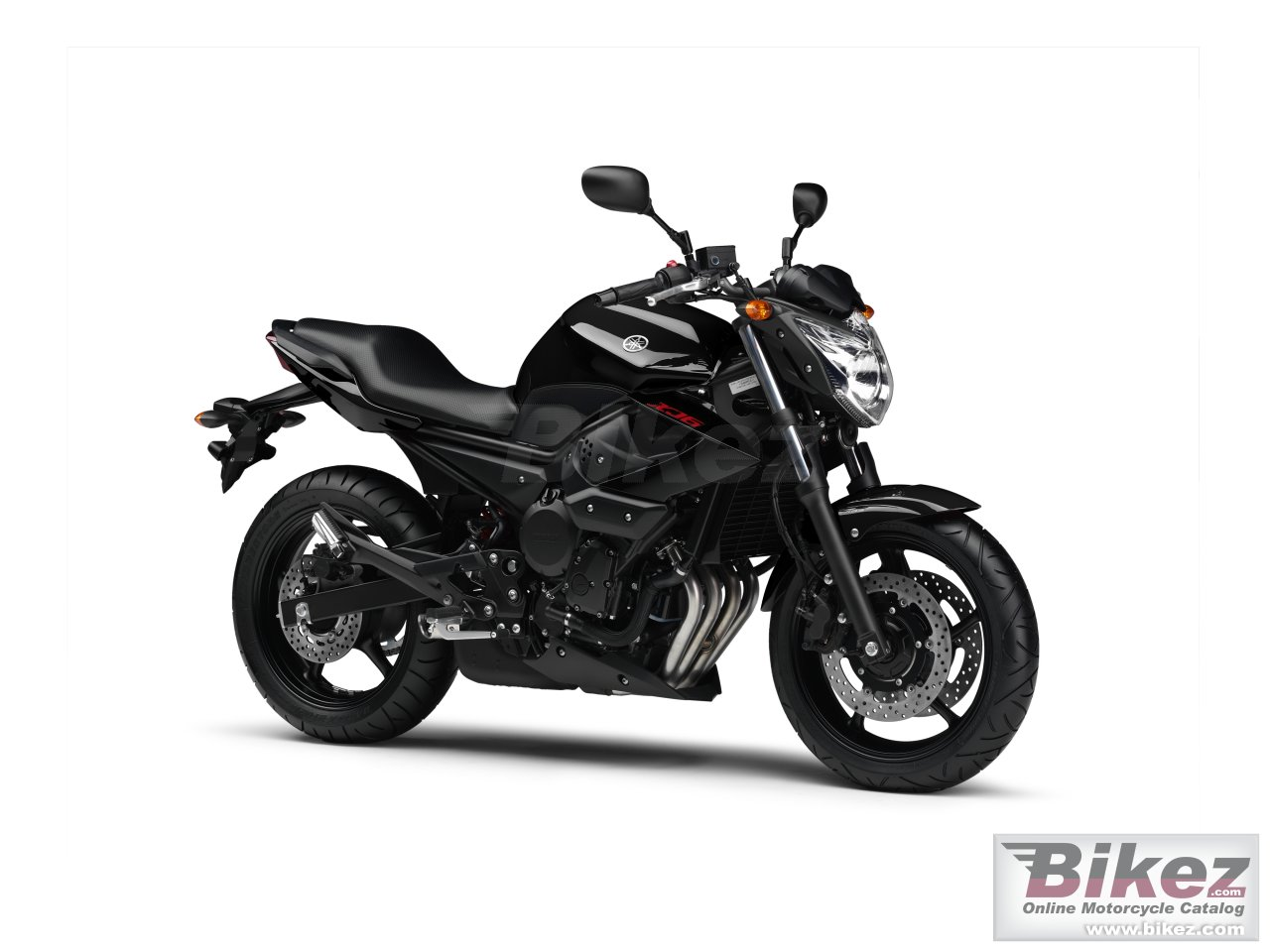 Big Yamaha xj6 abs picture and wallpaper from Bikez.com