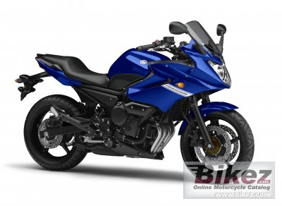 2011 Yamaha XJ6 Diversion photo
