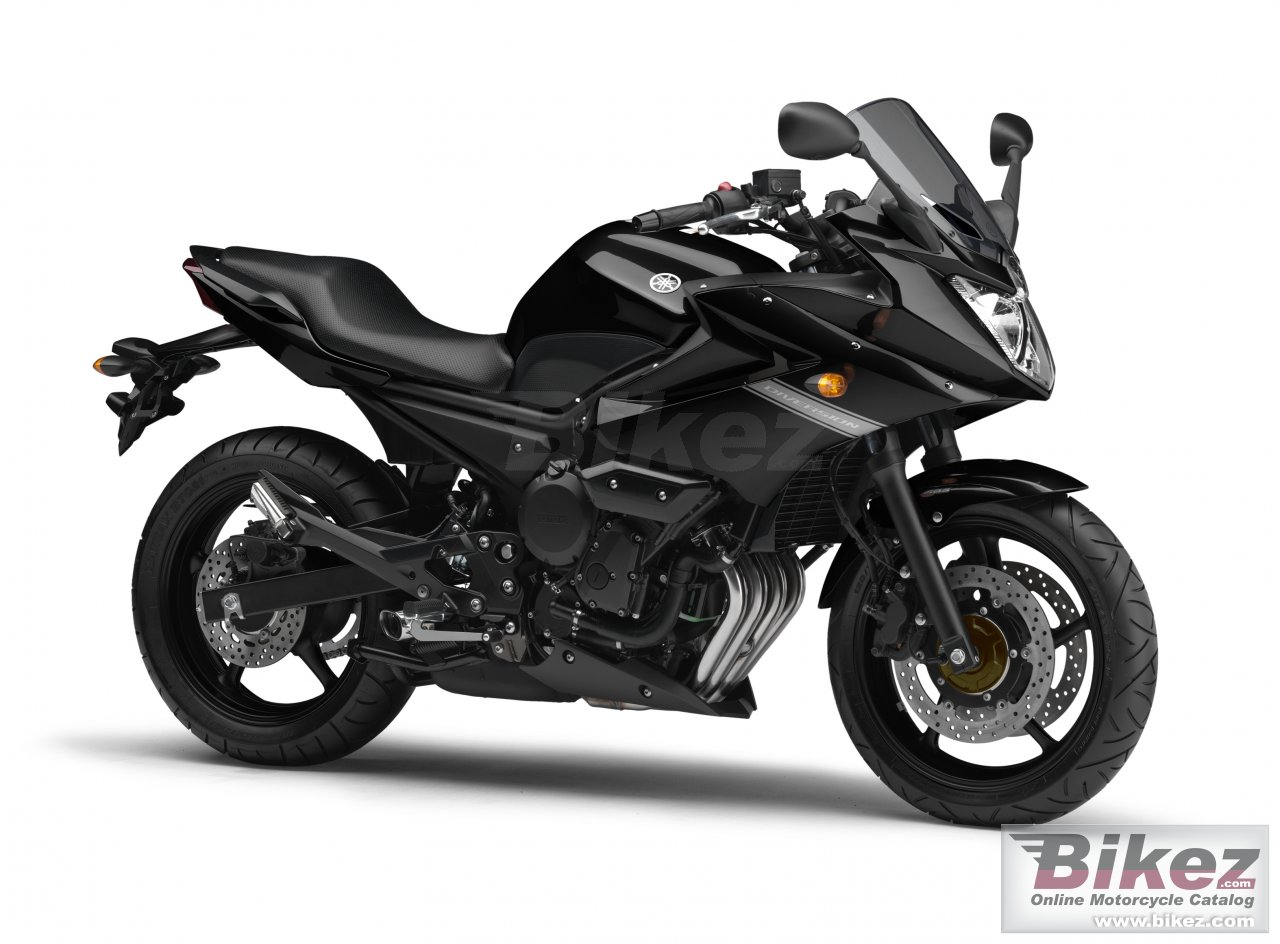 Yamaha xj6 diversion abs
