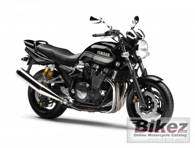 2011 Yamaha XJR 1300 photo