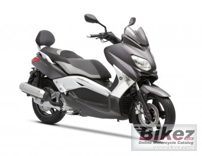 2011 Yamaha X-Max 125 Sport photo