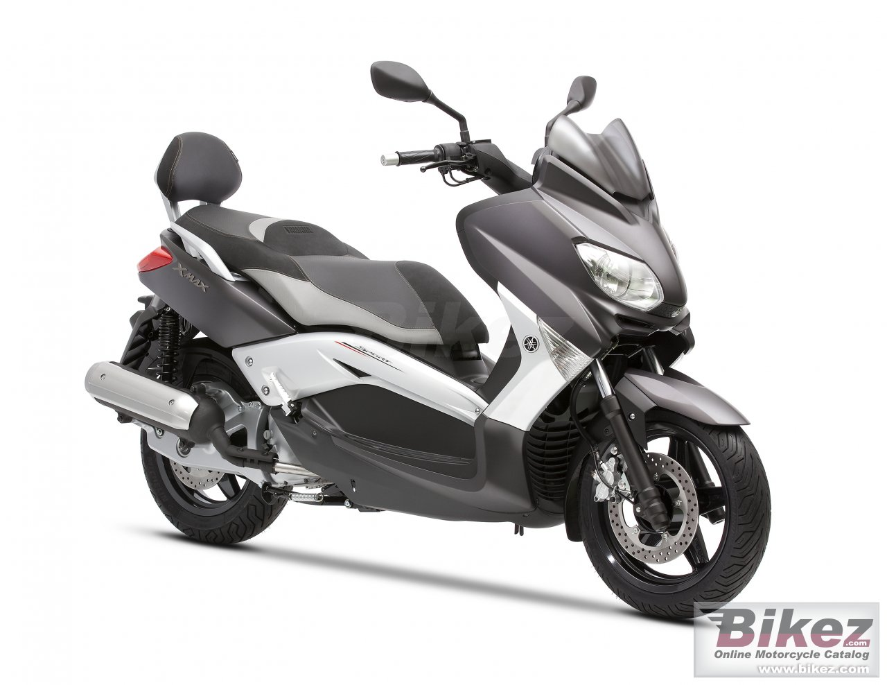 Big Yamaha x-max 125 sport picture and wallpaper from Bikez.com