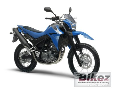 2011 Yamaha XT660R photo