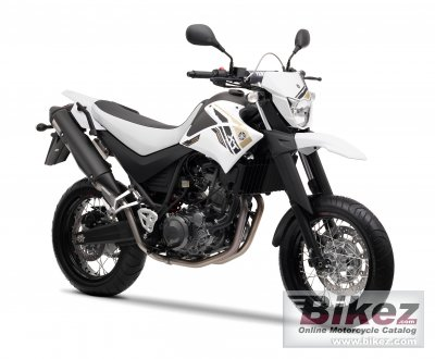 2011 Yamaha XT660X photo