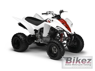 2011 Yamaha YFM350R Raptor photo