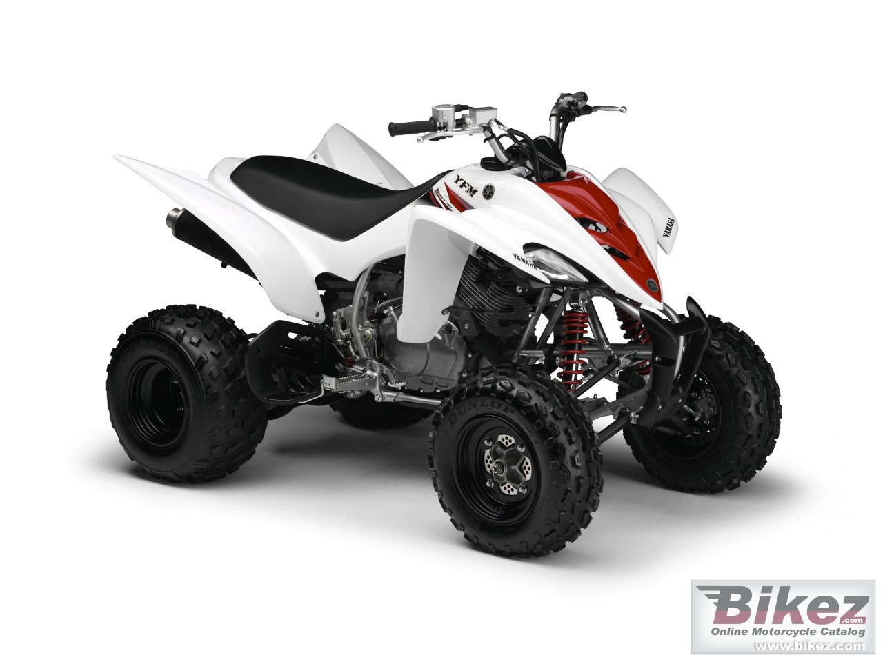 Big Yamaha yfm350r raptor picture and wallpaper from Bikez.com