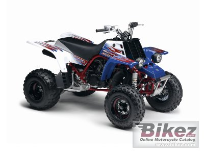2011 Yamaha YFZ350 Banshee photo