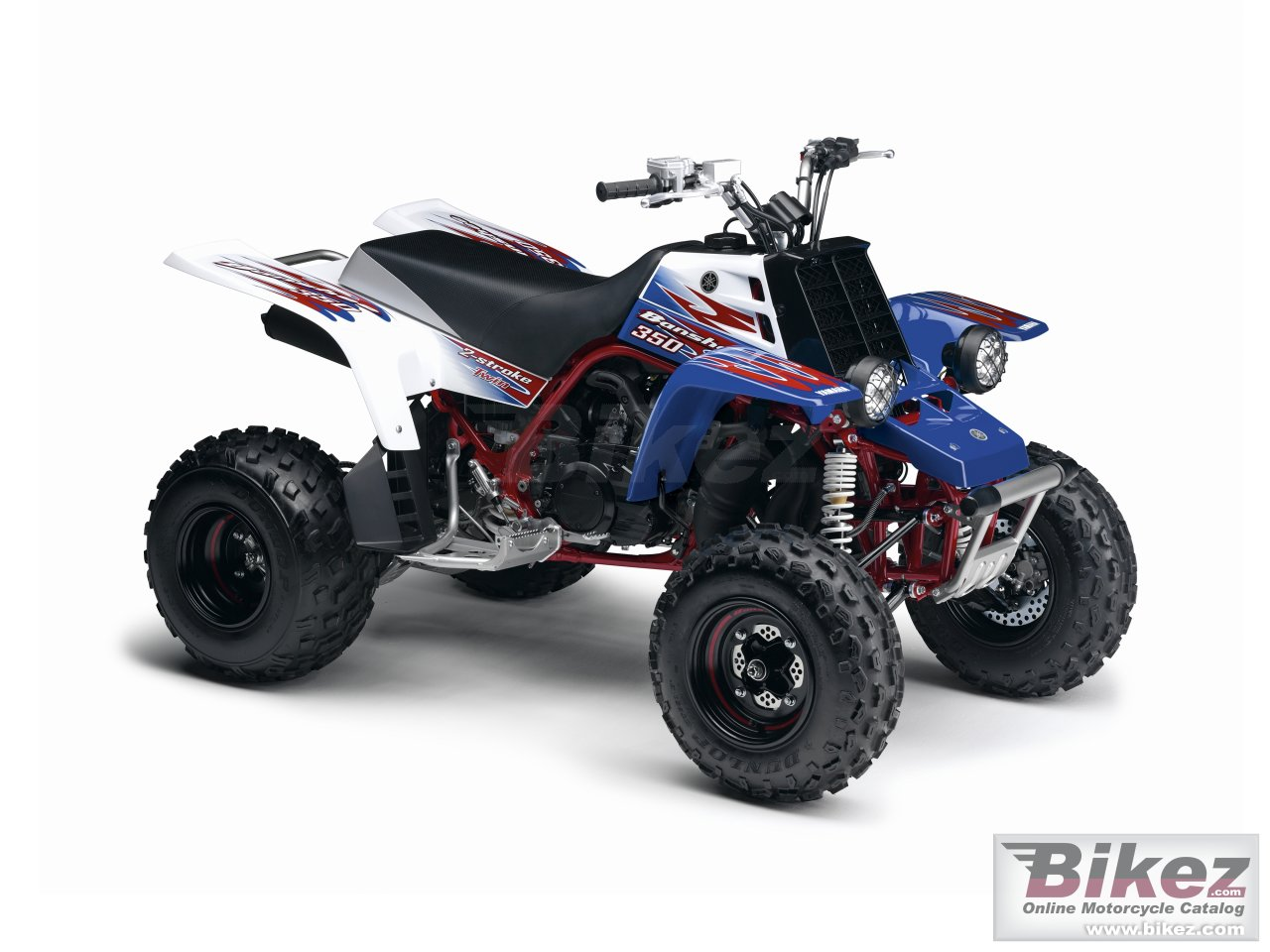 Big Yamaha yfz350 banshee picture and wallpaper from Bikez.com