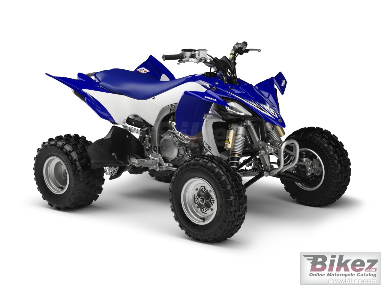 Big Yamaha yfz450r picture and wallpaper from Bikez.com