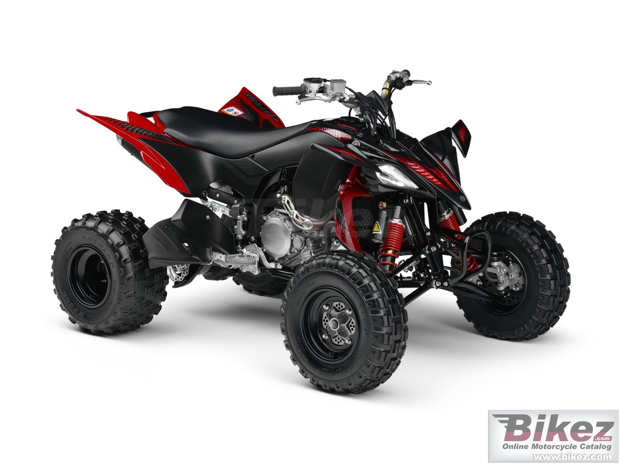 Big Yamaha yfz450r special edition picture and wallpaper from Bikez.com