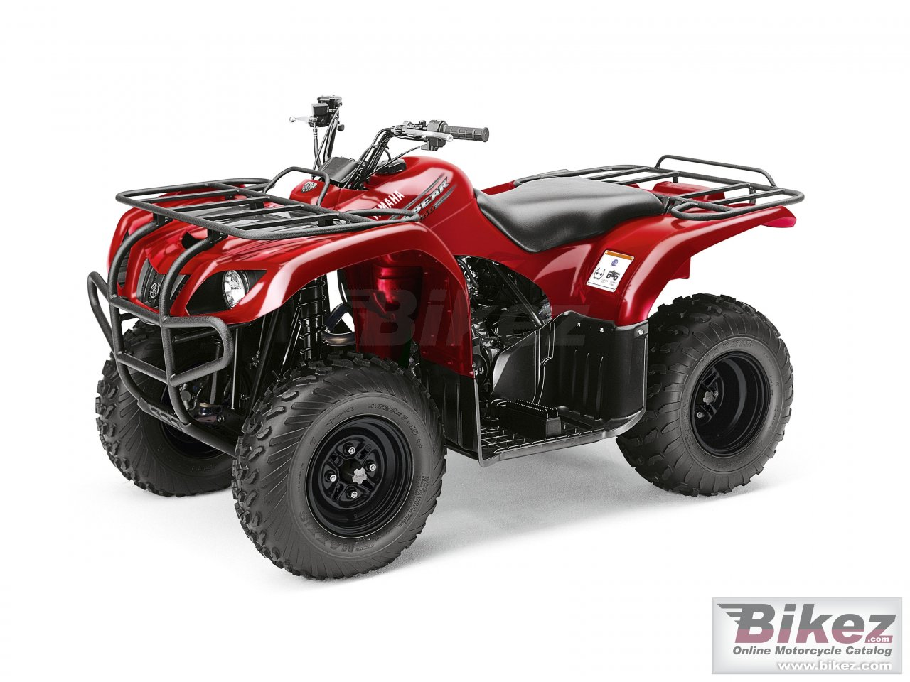 Yamaha Big Bear 250