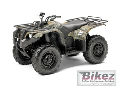 2011 Yamaha Grizzly 450 photo