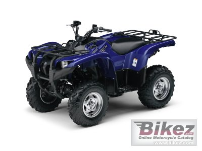 2011 Yamaha Grizzly 550 photo
