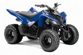 2011 Yamaha Raptor 90 photo