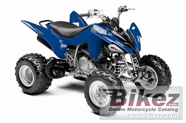 Big Yamaha raptor 250r picture and wallpaper from Bikez.com