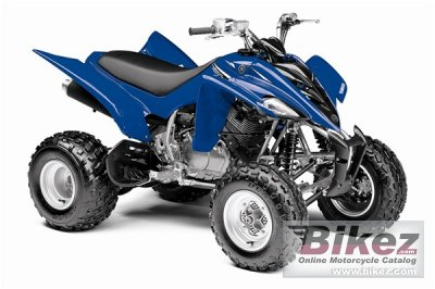2011 Yamaha Raptor 350 photo