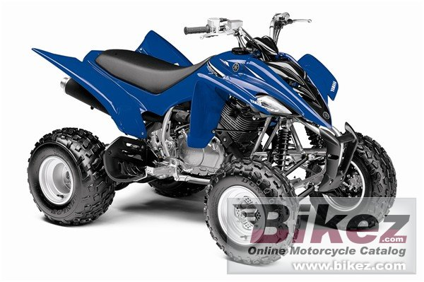 Big Yamaha raptor 350 picture and wallpaper from Bikez.com