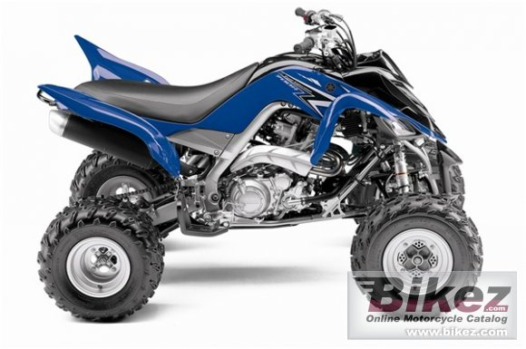 2011 Yamaha Raptor 700R photo