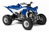 2011 Yamaha YFZ450X photo