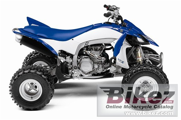 Big Yamaha yfz450x picture and wallpaper from Bikez.com