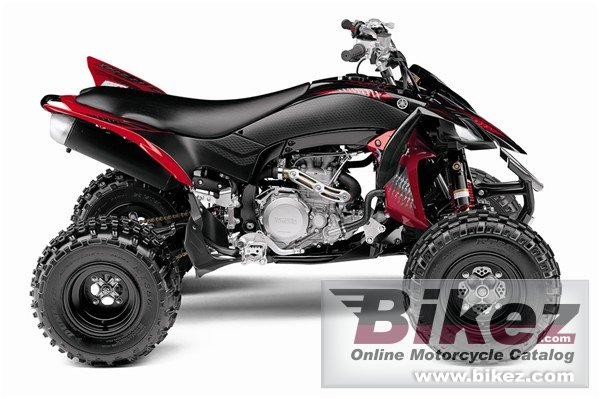 Big Yamaha yfz450x se picture and wallpaper from Bikez.com