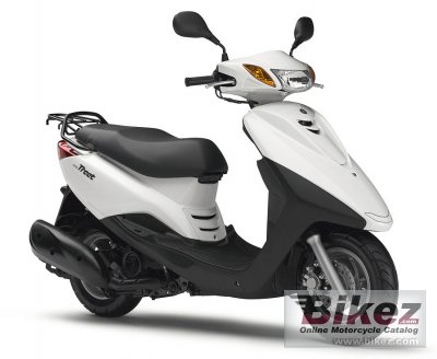 2011 Yamaha Axis Treet photo