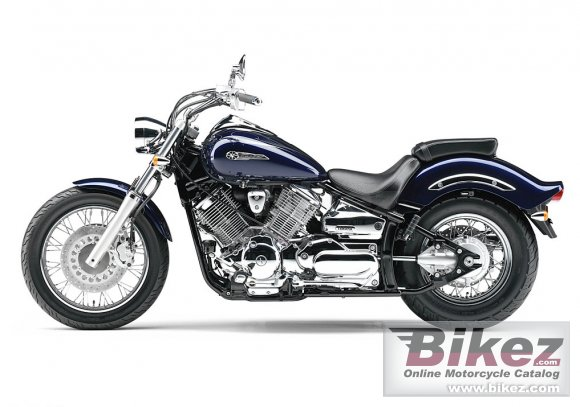 2011 Yamaha DS11 Drag Star Eleven 1100