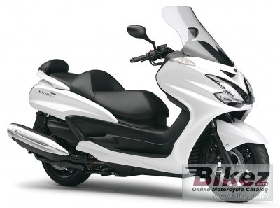 2011 Yamaha Grand Majesty 400 photo